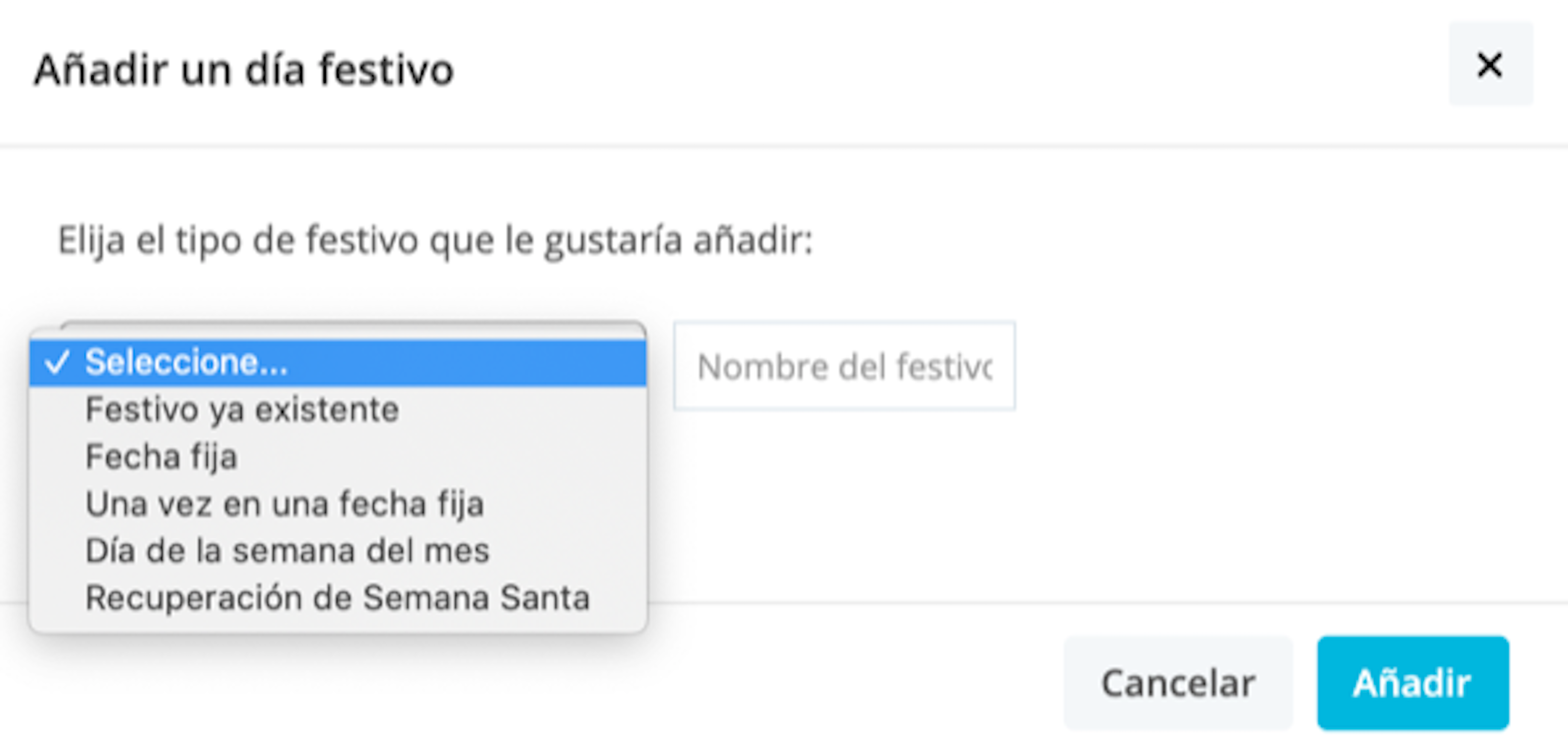Absences-Newcalendar-Addholiday_es.png